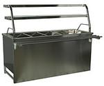 Прилавок холодильный Мастер VS 1500*700(1000*)*900(1300**)