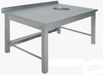Стол производственный для сбора отходов 1000х800х850